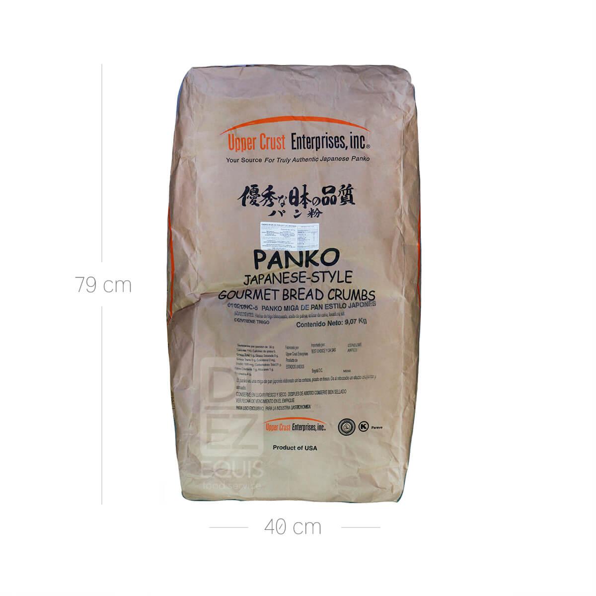 Apanado Panko JFC x 9070 G Saco