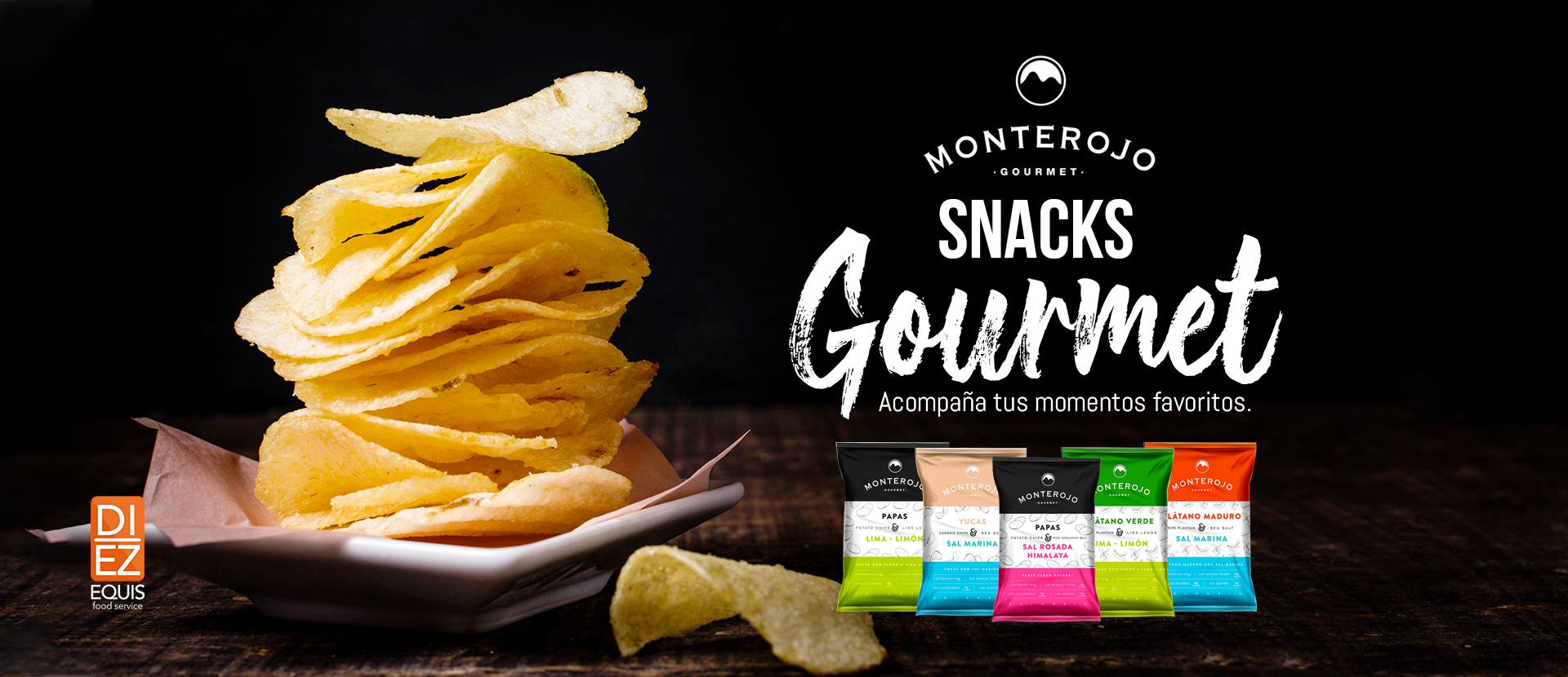 Banner Snacks Monterrojo